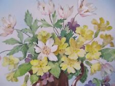 Dealer or Reseller Listed Watercolour Art Paintings