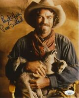 Tom Selleck Quigley Down Under Autographed Signed 8x10 Photo Authentic JSA COA