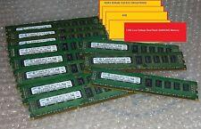 SAMSUNG RAM 4GB DDR3 1333MHZ 2Rx8 PC3L-10600R M393B5273CH0-YH9 ECC Registered