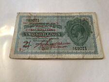 More details for 1 malta shilling banknote dated 20/11/1918 george v