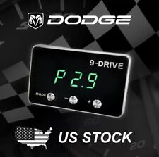 9-Drive Throttle Controller For Dodge Ram Charger Challenger Jeep Chrysler 300