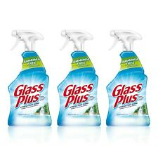 Glass Plus, Multi-Surface Glass Cleaner 32 oz (Pack of 3) Packaging May Vary