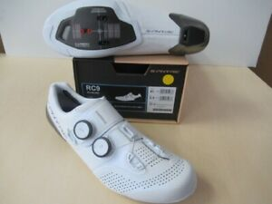 Shimano RC9 White EU43 27.2cm S-PHYRE Road SPD-SL from Japan Sports Leisure