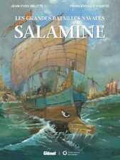 Edition GLENAT - Les Grandes Batailles Navales - Salamine