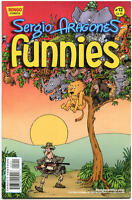 Sergio Aragones - FUNNIES #12, NM, Bongo, Groo / Mad fame, 2011, more in store