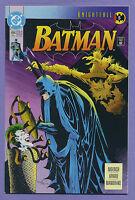 Batman #494 1993 [Joker, Scarecrow] Moench Jim Aparo Mandrake Kelley Jones DC