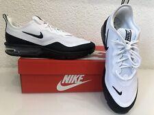 Nike Air Max Sequent 4,5 Weiß Schwarz 42 Neu BQ8822-101 White Black Herren