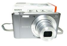 Sony W810 HD 20.1MP Digital Camera Infrared IR/UV Open Full Spectrum Ghost MOD