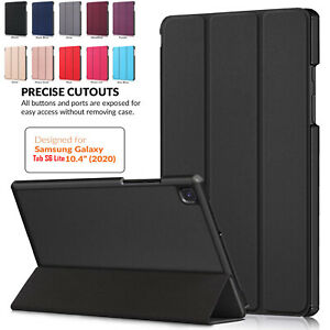 Smart Leather Magnetic Stylish Case Cover For Samsung Galaxy Tab S6 Lite P610