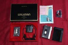 Sony Walkman WM-3 (TPS-L2) Cassette Player 1981 Working new belts