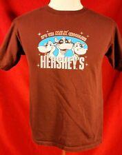 Hershey's Chocolate World T-Shirt - It's The Milk Chocolate - Size M