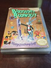 Bugs Bunny Birthday Blowout NES Box Only No Game