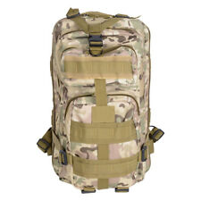28L Rucksack Camping Hiking Bag Army Military Outdoor Backpack Travel Trekking