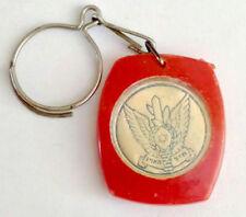 Vintage Keychain Key Ring Holder Israel IDF Army Air Force
