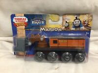 THOMAS AND FRIENDS WOODEN RAILWAY MARION DIGGER TRAIN FISHER PRICE NEW