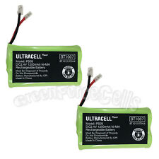 2 pcs 2.4V Ni-MH 1200mAh Rechargeable Battery Pack P-509 BT1007 For Phone Cell