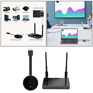 Wireless HDMI Transmitter Display Dongle Extender Adapter Mirroring Screen
