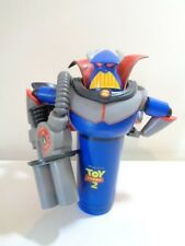 "*RARE* DISNEY TOY STORY 2 - 10"" ZURG DRINKS CONTAINER TOY FIGURE - COLLECTABLE"