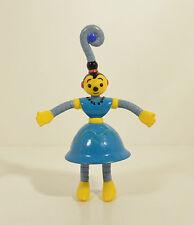"""1998 Mom Mrs Bromley Polina 5.25"""" Bendy Action Figure Disney Rolie Polie Olie"""