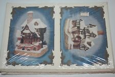 Christmas Cards David Winter Cottages Packaged 36 pc Envelopes Dickens 1996