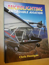 Microlighting Affordable Aviation Guide Book Manual By Chris Finnigan