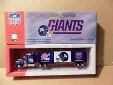 New York N Y Giants NFL SUPER BOWL XXI CHAMPS Tractor Trailer  RARE NIB