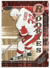 05/06 UD POWER PLAY ROOKIES RC Johan Franzen #149