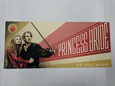 Shepard Fairey Obey Giant The Princess Bride Book Cover Andre Giant Cary Elwes