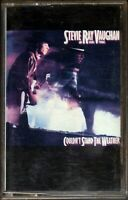 Stevie Ray Vaughan And Double Trouble* - Couldn  - COMPACT CASSETTE [03] (VG/VG)