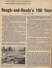 Republic of Rough and Ready - 100 Year War+Dunlavy, Rhodes, Rogers