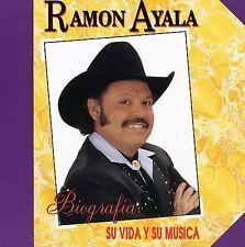 Biografia: Su Vida Y Su Musica by Ramón Ayala (CD, Apr-1995, Freddie Records)
