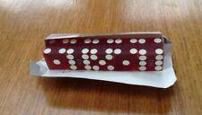 Vintage Casino Dice