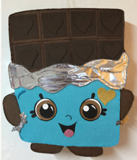 Piñata shopkins chocolate, pinata chocolate shopkins, piñata infantil. Decoaraci