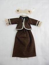 Heidi Ott Dollhouse Miniature 1:12 Scale Adult Lady Women's Outfit #X028-Br