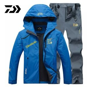 Daiwa Fishing Suit Men Spring message for size, all colors available