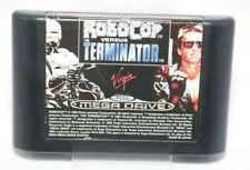 Sega Megadrive RoboCop VS Terminator Game Cart Only