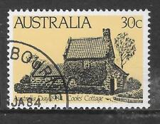 AUSTRALIA 1984 CAPTAIN COOK COTTAGE 1v FINE USED/CTO (No 2)