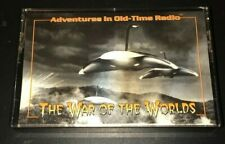 Orson Welles - War Of The Worlds (Rare Original Cassette Tape) FREE CD