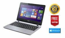 """Acer Aspire E11 (E3-112-P78S) 500GB HDD 4GB RAM Intel Celeron 11.6"""" Windows 10"""