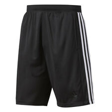 Adidas D2m 3s Pantaloncino Uomo Nero (nero/bianco) XL (b2y)