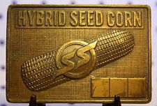 VTG Southern States Seeds Hybrid Seed Corn Cob Crop Ear Farmer Award Advertising