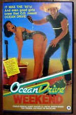 OCEAN DRIVE WEEKEND 1985 PAL VHS Virgin Video Rare Australian Find