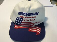 Michelin Tire Company Greenville SC US 1 20 Years Anniversary Hat 1995 Vintage
