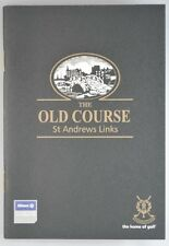 St. ANDREWS (The Old Course) YARDAGE GUIDE