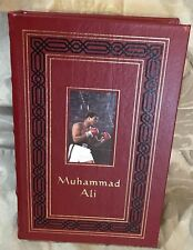 MUHAMMED ALI, Easton Press Limited Edition, SIGNED
