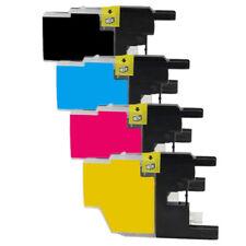 4 COMPATIBLES NON-OEM  IMPRESORA BROTHER MFC-J6510DW MFCJ6510DW   LC1220