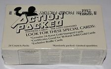1992 Action Packed NFL Football Box Factory Sealed