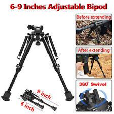 Cvlife 15.2cm-22.9cm fusil Bipied Réglable Ressort de rappel Pivot 360 Degrés