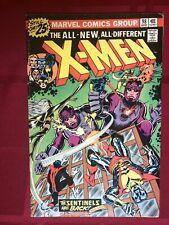 Uncanny X-Men #98, FN- 5.5, Storm, Wolverine, Cyclops, The Sentinels!