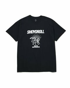 Shoyoroll SYR BEDWIN &THE HEARTBREAKERS Mighty Lion SS Shirt Size L